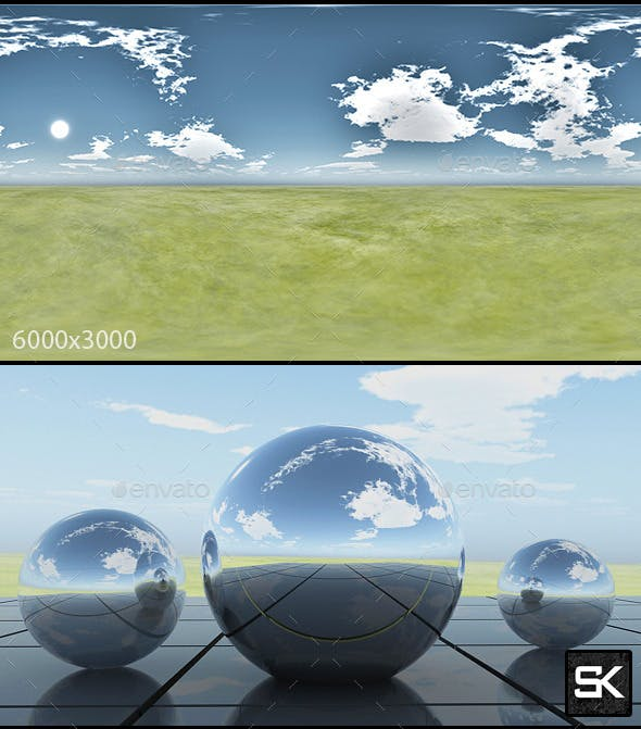 Low Cloud.2 - 3DOcean Item for Sale