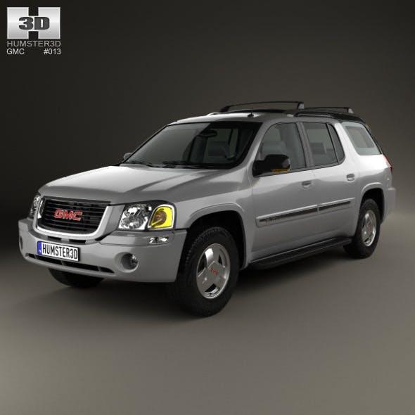 GMC Envoy XUV 2004 - 3DOcean Item for Sale