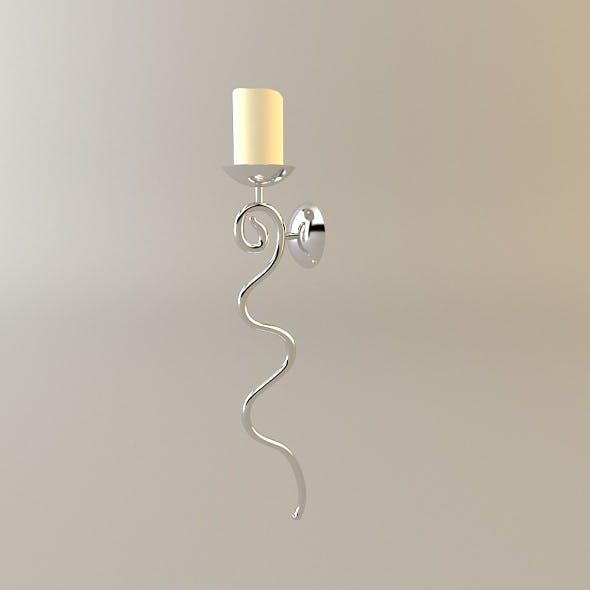 Suspended Candlestick Holder - 3DOcean Item for Sale