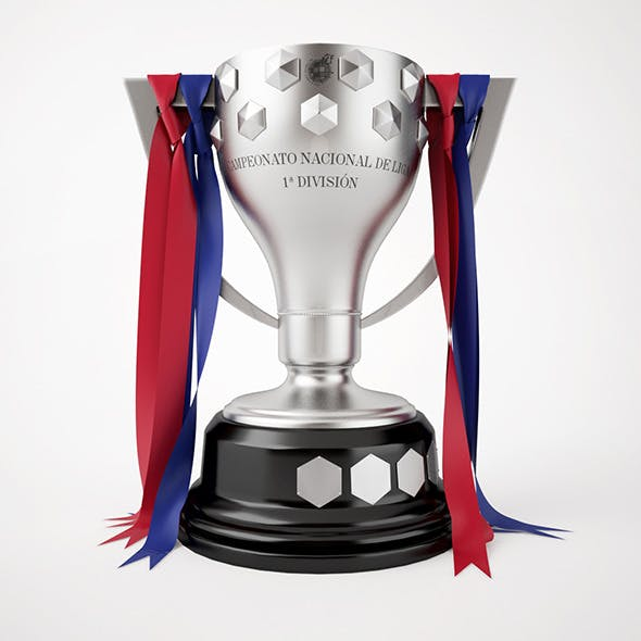 Spain La Liga Trophy