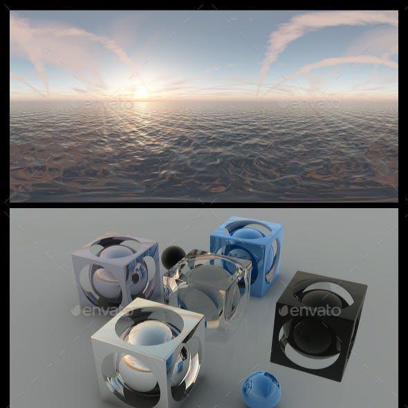 Ocean Dawn 6 - HDRI