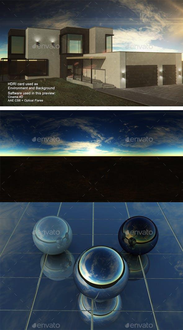 Dusk Desert 4 - 3DOcean Item for Sale