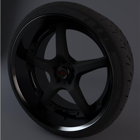 Volk GTS - 3DOcean Item for Sale