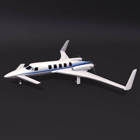 Beechcraft Starship 2000 aircraft concept