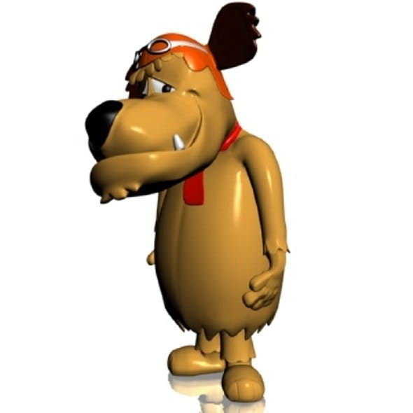 Muttley Rigged