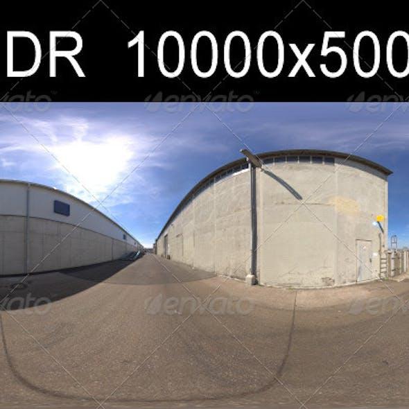Harbor 1 HDR Environment