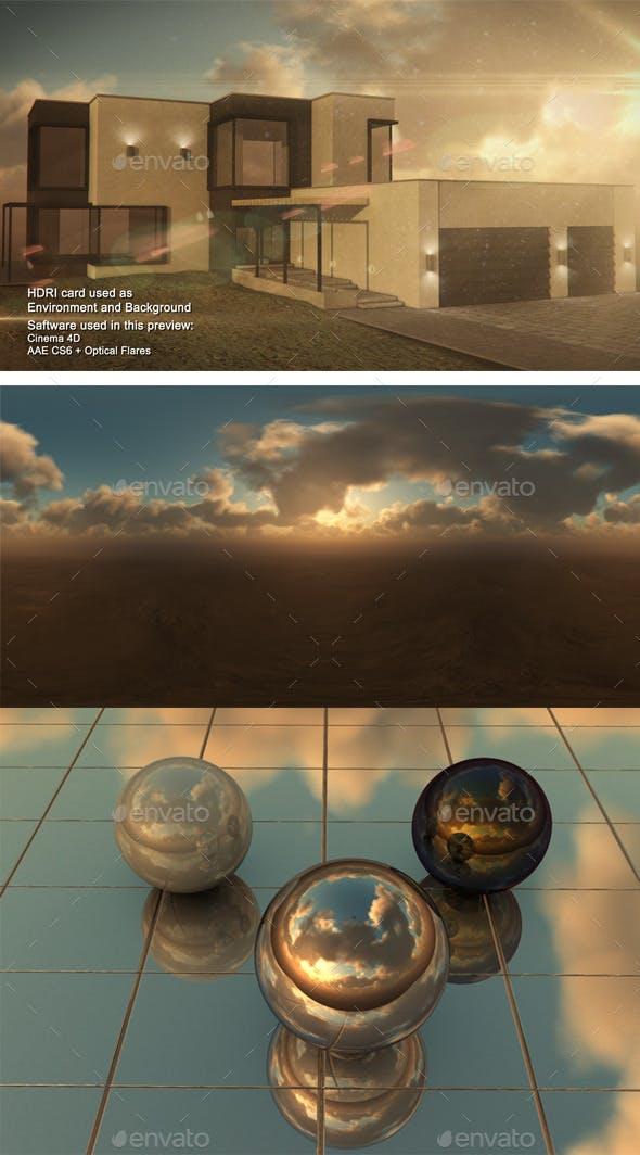 Dusk Desert 5 - 3DOcean Item for Sale