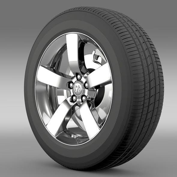 Dodge T wheel