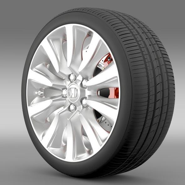 Honda Legend Hybrid wheel 2015
