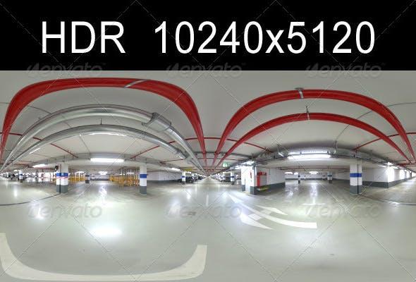 Garage 2 HDR Environment - 3DOcean Item for Sale