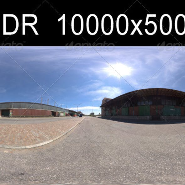 Harbor 2 HDR Environment