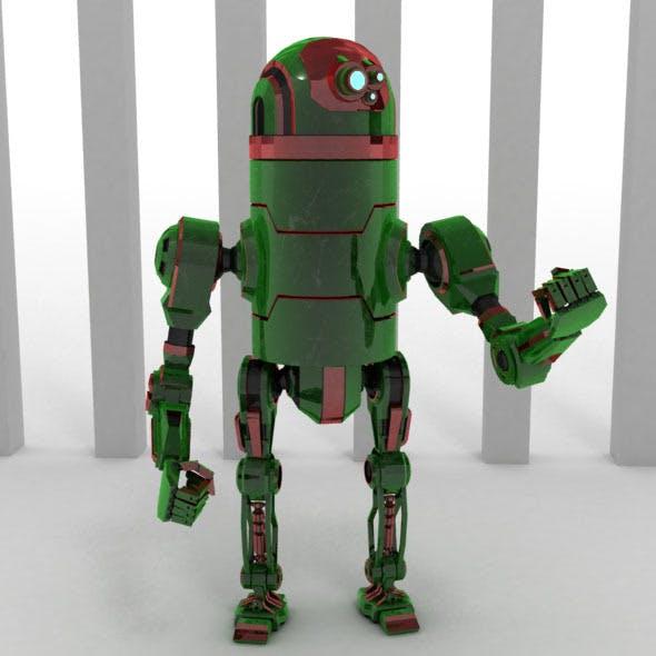 Robot 42B66 - 3DOcean Item for Sale
