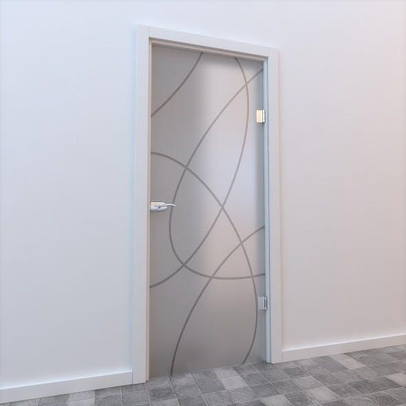 Glass Door Standart 002