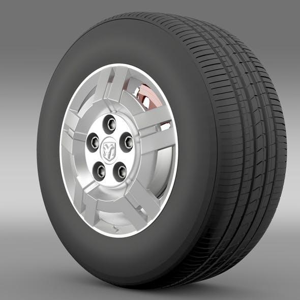 Ram Promaster wheel