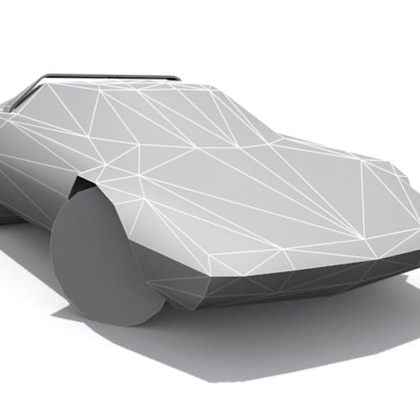 Lancia Stratos - Base