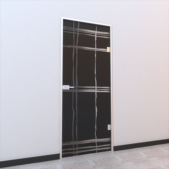 Glass Door Z 001