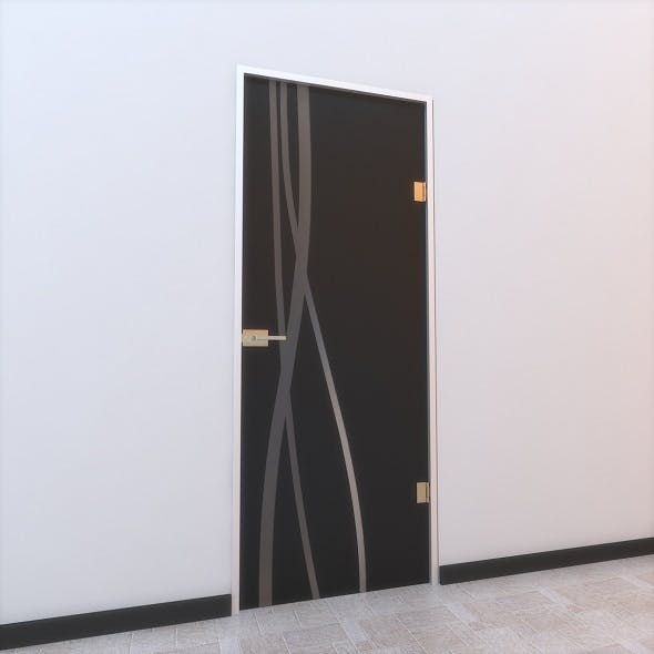 Glass Door Z 003