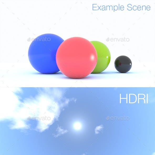 HDRI Clear Sky V1