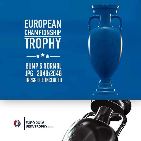 European Championship UEFA Trophy