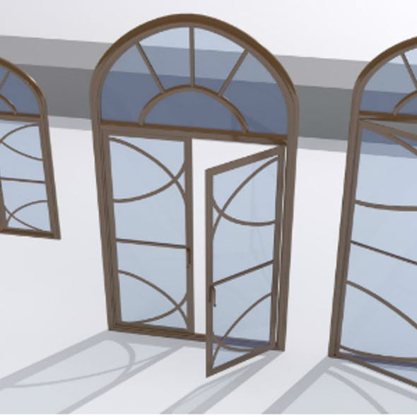 Window and Doors 3D Package