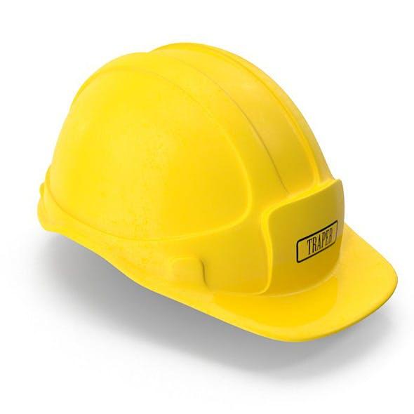 Safety Helmet  - 3DOcean Item for Sale