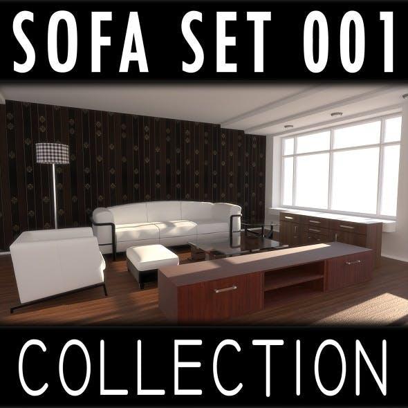 Sofa Set 001