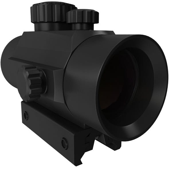 Optic Sight - 3DOcean Item for Sale
