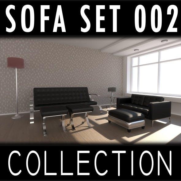 Sofa Set 002