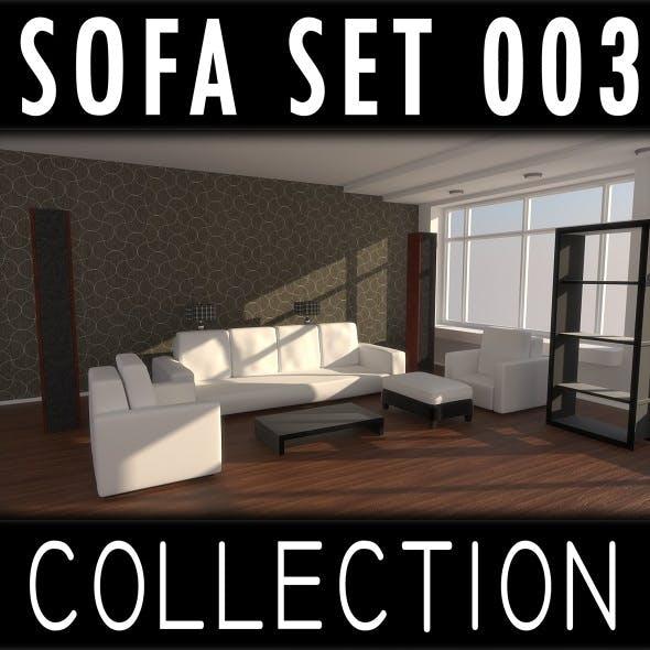 Sofa Set 003
