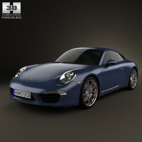 Porsche 911 Carrera S Coupe 2012