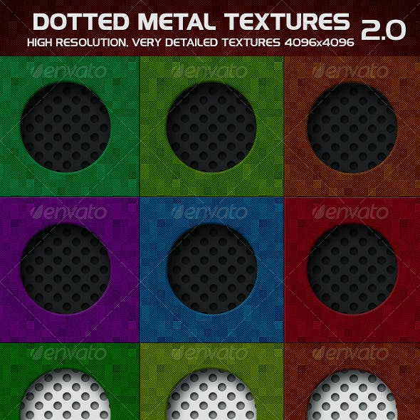 Dotted Metal 2.0