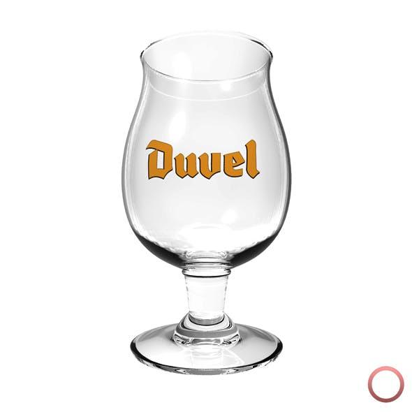 Duvel Beer Glass - 3DOcean Item for Sale