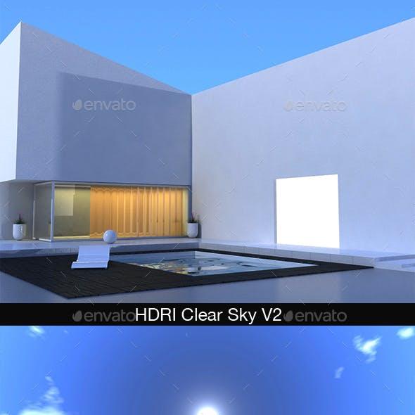 HDRI Clear Sky V2