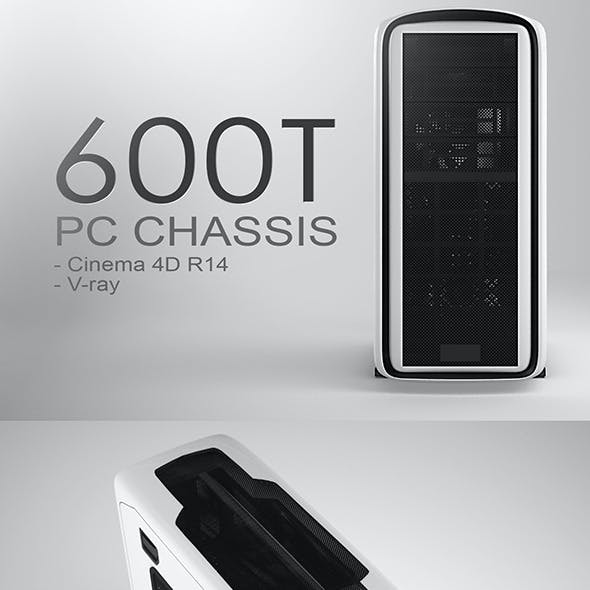600T Chassis Vray