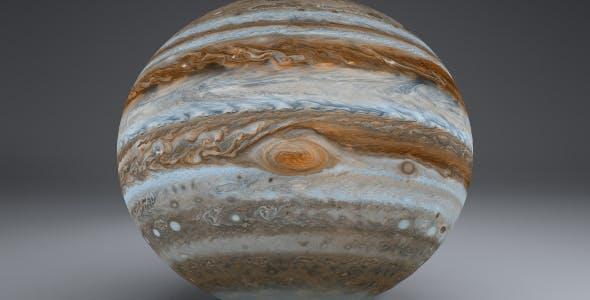 Jupiter 4k - 3DOcean Item for Sale