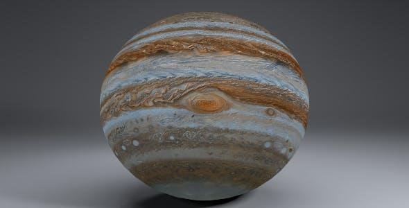 Jupiter 6k - 3DOcean Item for Sale