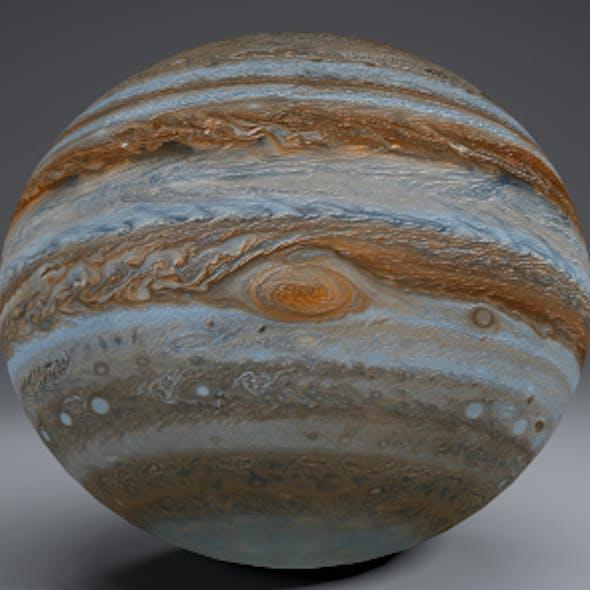 Jupiter 6k