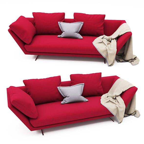 ZEUS Sofa  FLEXFORM