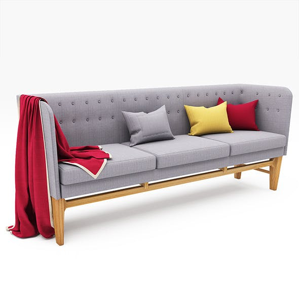 Sofa collection 14 - 3DOcean Item for Sale