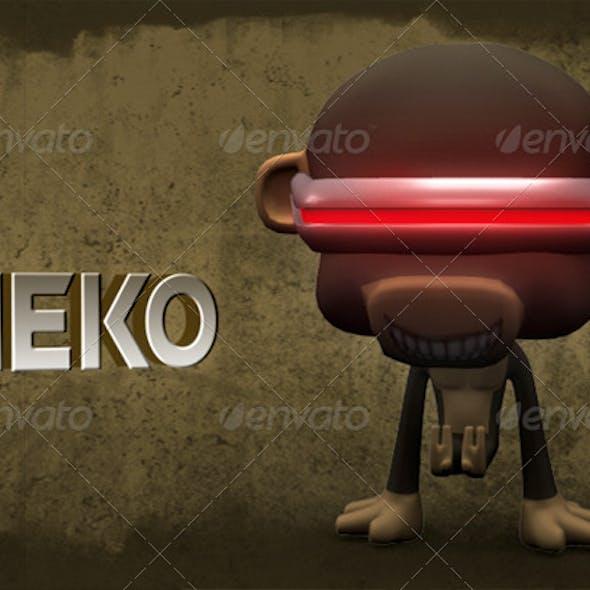 Meko The Monkey