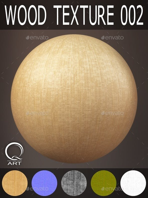 WOOD TEXTURES SET 002 - 3DOcean Item for Sale