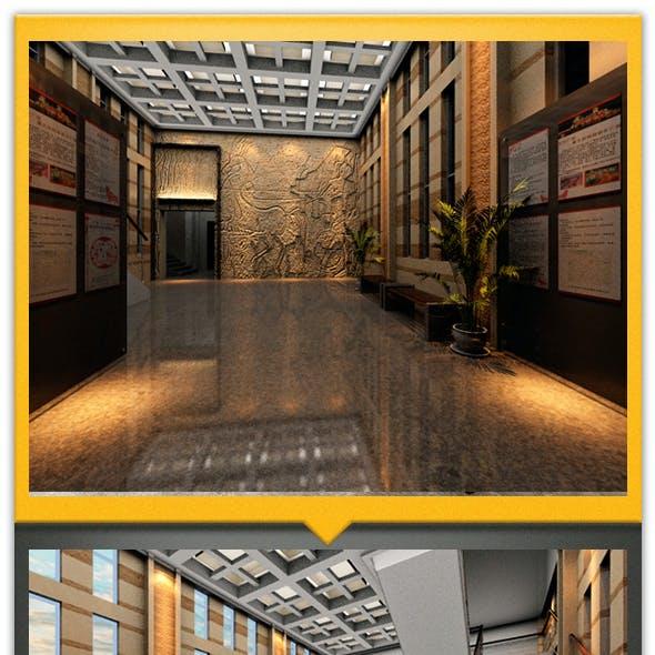 exhibition interiors