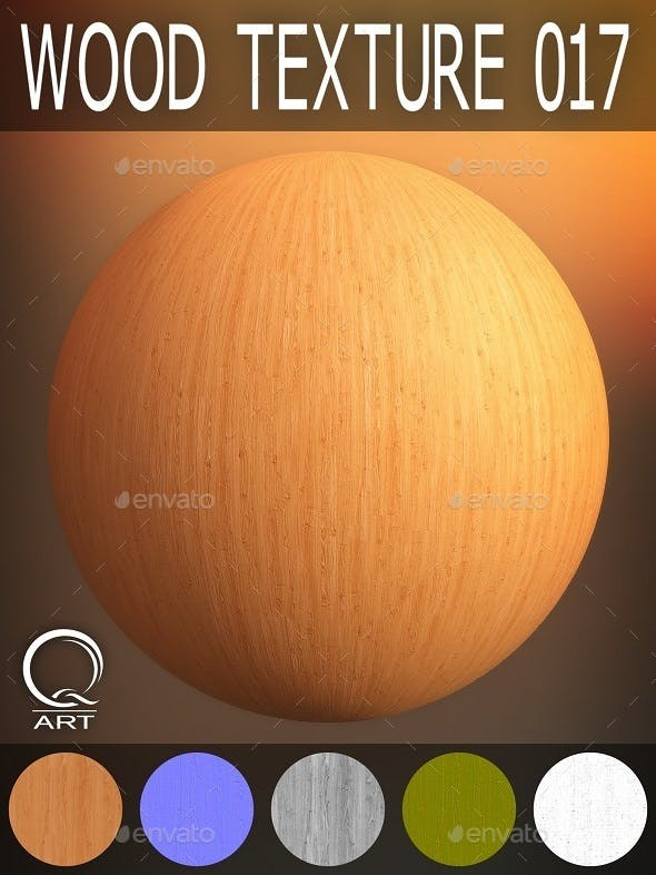 WOOD TEXTURES SET 017 - 3DOcean Item for Sale
