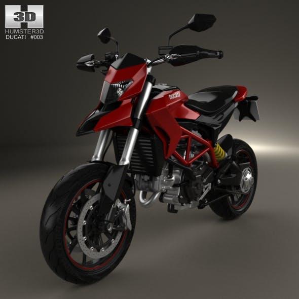 Ducati Hypermotard 2013 - 3DOcean Item for Sale