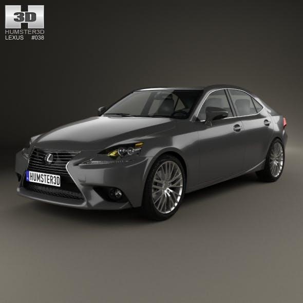 Lexus IS (XE30) 2013