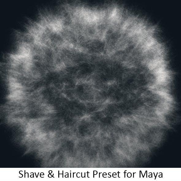Shave Soft Fur 2 - 3DOcean Item for Sale