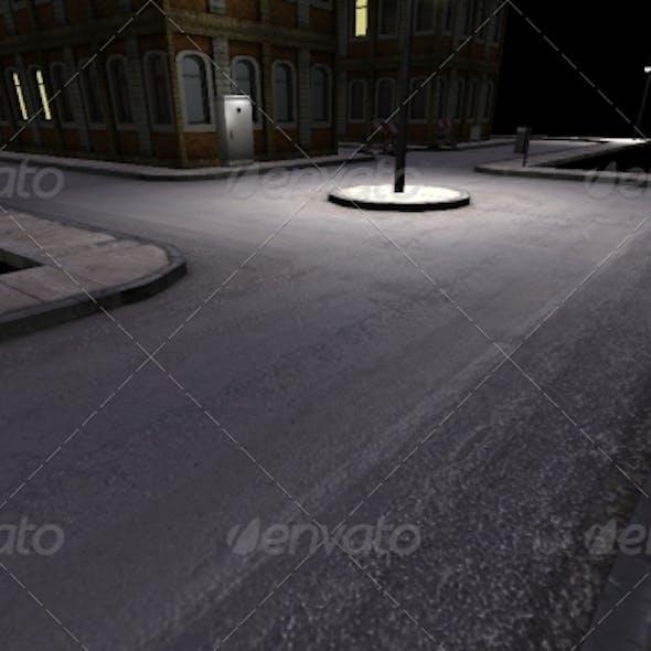 Road 3D Tileset