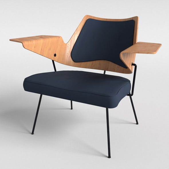Hall chair by Robin Day
