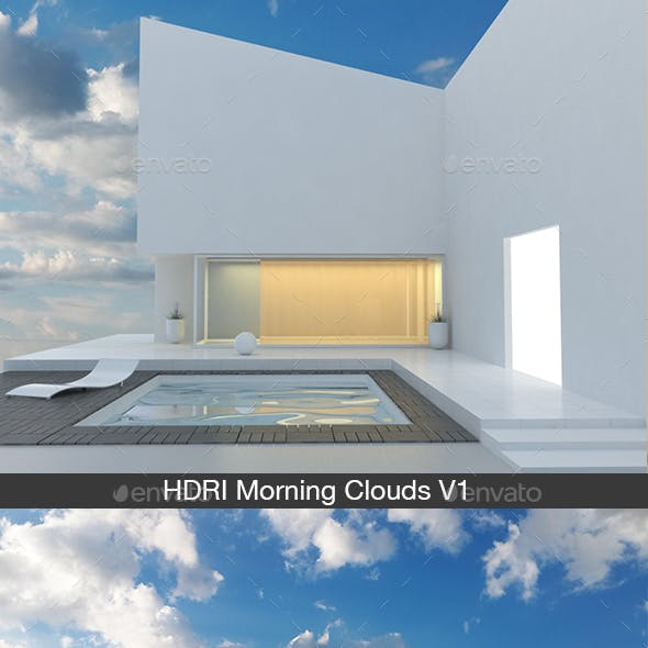 Morning Clouds V1