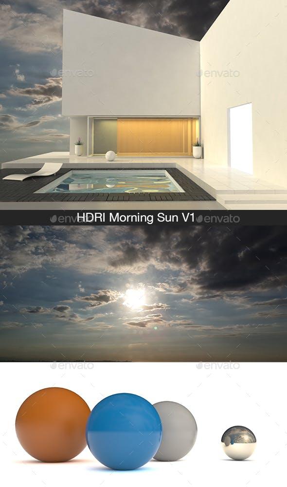 HDRI Morning Sun V1 - 3DOcean Item for Sale